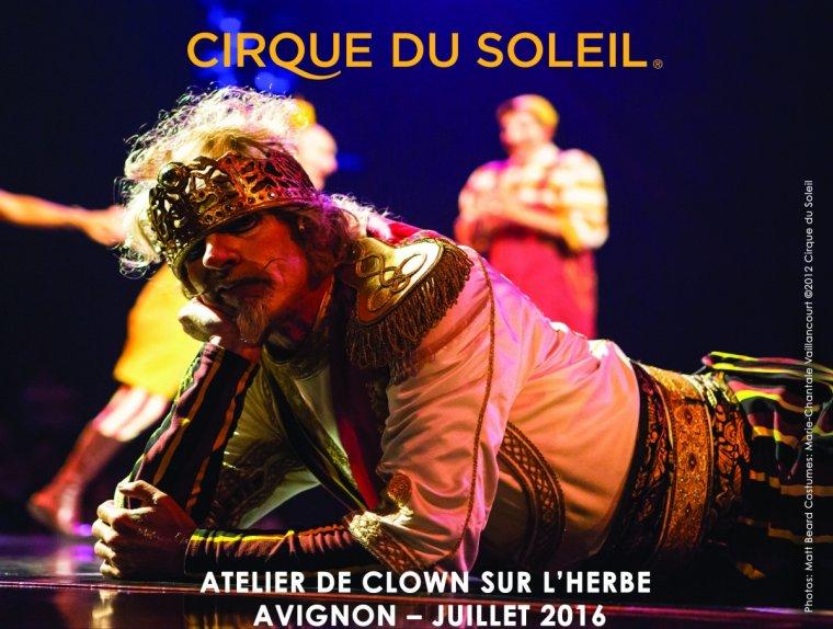 Atelier Cirque du Soleil 1