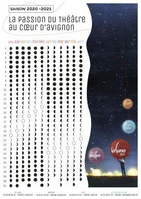 Calendrier Lunaire 2020 vertical jpg