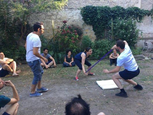 Atelier Cirque du soleil 5