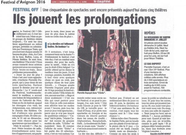 Articles de Presse 3