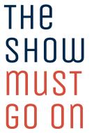 logo the show must go on