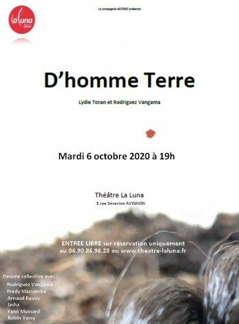 Résidence D'homme Terre Sept/Oct 2020 5