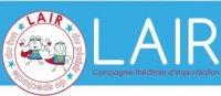 LAIR Cours et Match d'impro Logo